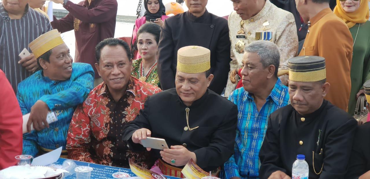 PRESS RELEASE : Rebut Kembali Kejayaan Maritim Indonesia