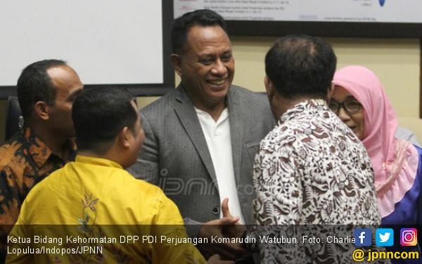 Komarudin Watubun: Jangan Hilangkan Potensi Posisi Indonesia