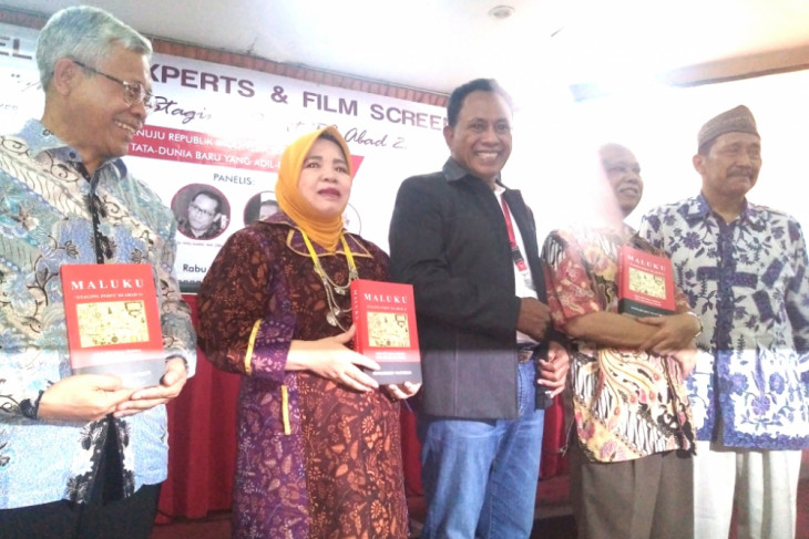 Komarudin optimistis Indonesia dapat menjadi negara adidaya