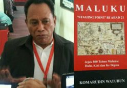 [E-BOOK] Maluku Staging Point NKRI Abad 21 – Komarudin Watubun
