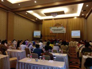 Gandeng KPU-RI Anggota Komisi II DPR-RI Sosialisasikan Pemilu Di Merauke