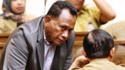 Herman Asaribab Menjadi Pangdam XII Tanjung Pura Diapresiasi Komarudin Watubun