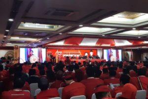 Bu Megawati Umumkan Struktur PDIP : Komarudin Watubun jadi Ketua Bidang Kehormatan