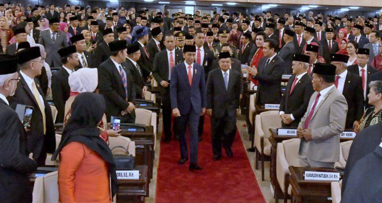 Pelantikan Presiden & Wakil Presiden RI