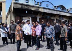 Kunjungan Kerja di Wamena bersama Jokowi