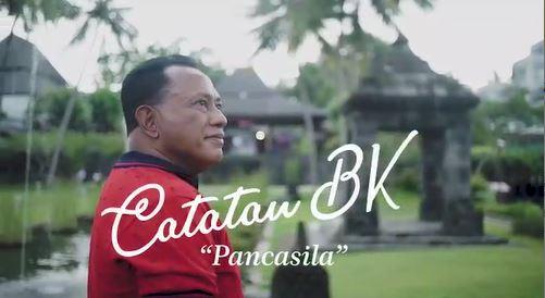 Catatan BK : Pancasila
