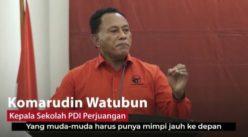 Penutupan Sekolah Pimpinan Dewan Gelombang II oleh Bung Komar