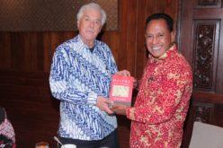 Bedah Buku Maluku: Staging Point RI Abad 21 bersama Delegasi GNMC, Korps Diplomatik, dan Dirjen Amerika dan Eropa Kemenlu RI