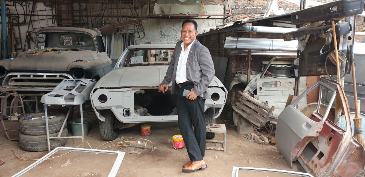 Reparasi Mobil Tua