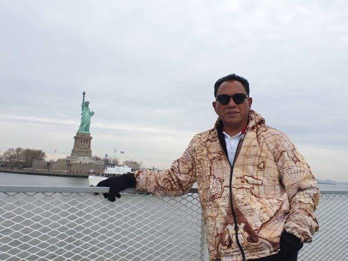 Jelang Sidang PBB di New York, Ini Pidato yang Akan Dibawakan Komarudin Watubun