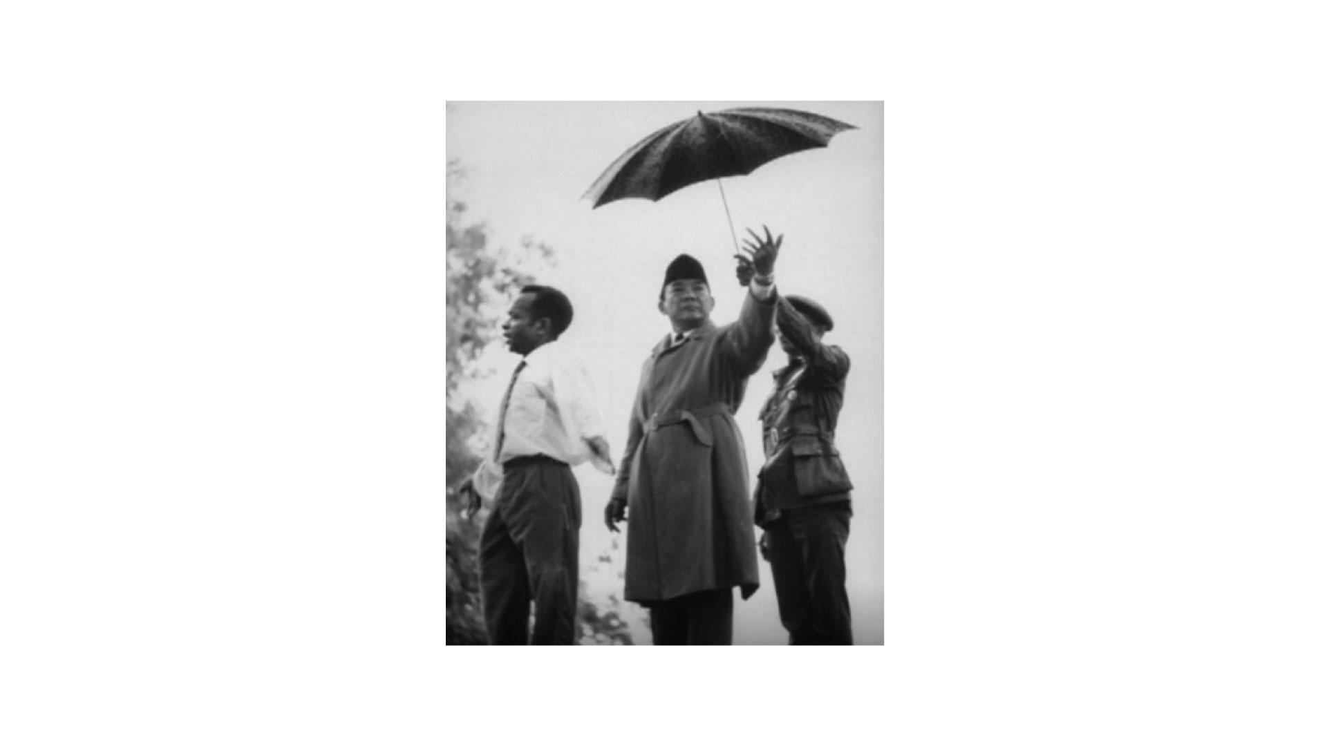 Kunjungan Presiden Soekarno ke Jayapura 07 Mei 1963